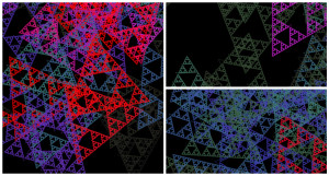 TriangleCollage